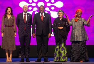 فعاليات اليوم الأول لقمة نيروبي للسكان والتنمية